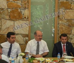 AK PARTİ Genel Başkan Yardımcısı Hüseyin Çelik Kırşehir'de