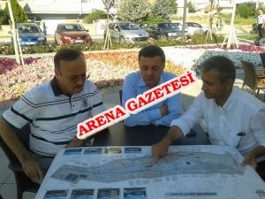 Hacı Turan, Pakdil'e Kırşehir'deki değişimi anlattı