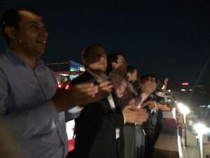 Kırşehir 'Recep Tayyip Erdoğan'a EVET dedi