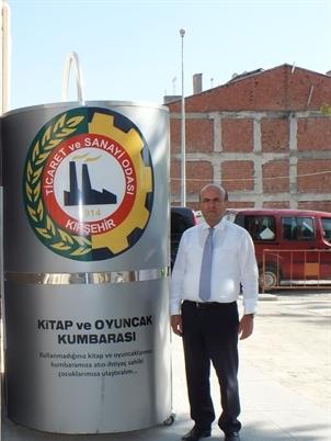 Kırşehir Ticaret Sanayi Odası'ndan örnek proje