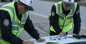 Kırşehir'de 22 bin sürücüye ceza uygulandı