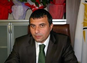 Salih Çetinkaya'dan Başbakan Davutoğlu'na destek