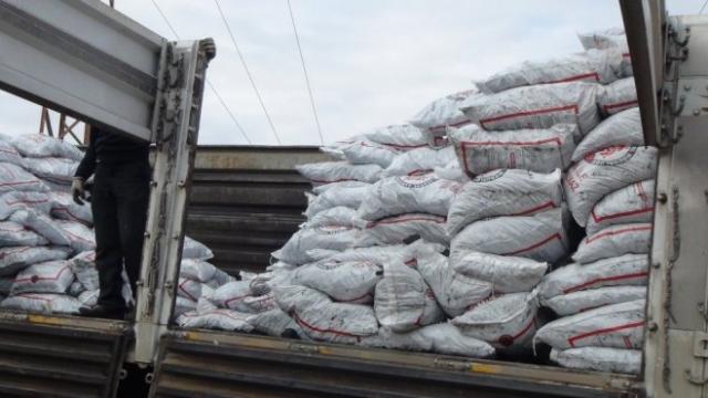 Sosyal Yardımlaşma'dan 7 bin 500 ton kömür