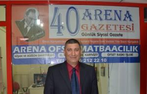 Prof. Dr. Tamer Demir'den Gazetemize Ziyaret