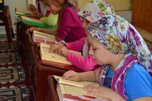 Yaz Kur'an Kursları tamamlandı