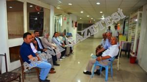 Kırşehir MHP İl – İlçe Teşkilatı'ndan gazetemize ziyaret