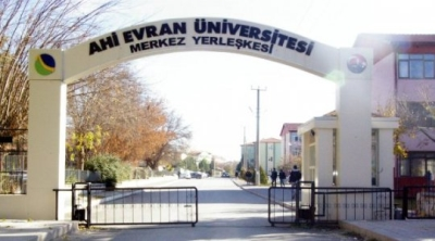 Ahi Evran Üniversitesi kontenjanları ilk yerleştirmede yüzde 95 doldu