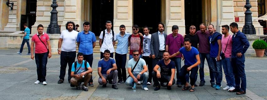 Ahi Evran Üniversitesi Meslek Yüksekokulu AB projesini tamamladı