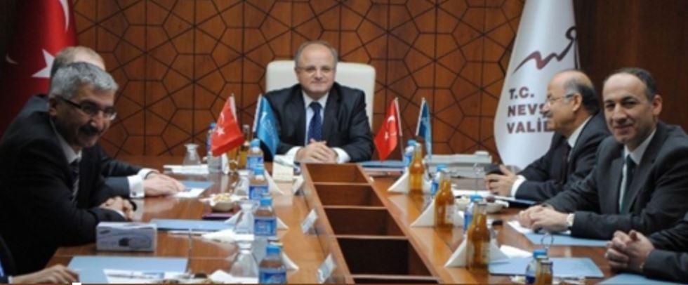 AHİKA, bugün Nevşehir'de toplanıyor