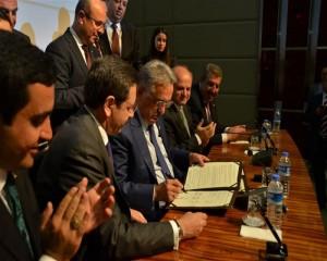 Cumhuriyet Tarihinin İlk Külliyesi İçin 2.Destek Protokolü İmzalandı