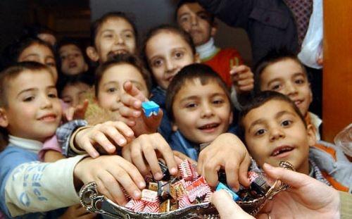 Ramazan Bayramı coşkuyla geçti