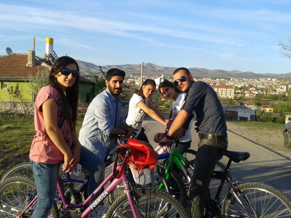 Kırşehir, bisikleti yeniden keşfediyor