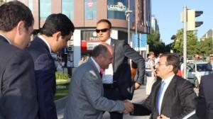 Çevre ve Şehircilik Bakanı Güllüce, Kırşehir'i ziyaret etti