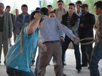 Seyir oyunları Kırşehir düğünlerinde
