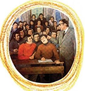 """TÜRK SİNEMASI'NIN ZAMANSIZ EFSANESİ: """"HABABAM SINIFI"""""""