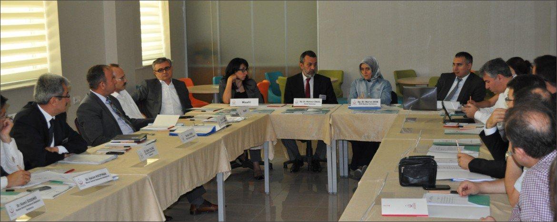 Kırşehir Kamu Hastaneleri Birliği'nin değerlendirme toplantısı yapıldı