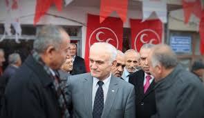Tunceli Eski Valisi Mustafa Erkal MHP'den Aday Adaylığını Açıkladı
