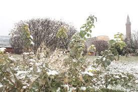Kırşehir'de Kar Yağışı Uyarısı