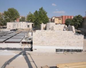 Ahiliği Kırşehir'de yaşatacak külliye çalışmalarına hızla devam