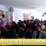 kırşehirde meslek seçim seminerii