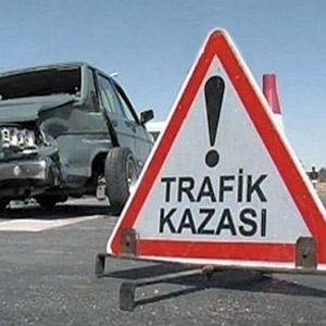 Kırşehir'de otomobil devrildi: 6 yaralı