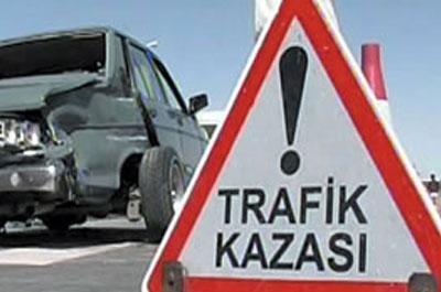 Bayram tatilinde 18 trafik kazası meydana geldi
