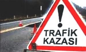 Kırşehir Sanayi Sitesi Kavşağı'nda kaza!