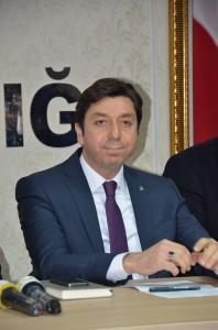 Ak Parti Kırşehir İl Başkanı Mustafa Kendirli oldu