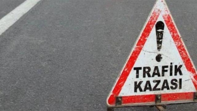 Kırşehir'de zincirleme kaza: 1 ölü, 9 yaralı