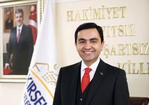 Yaşar Bahçeci'den 30 Ağustos Zafer Bayramı mesajı