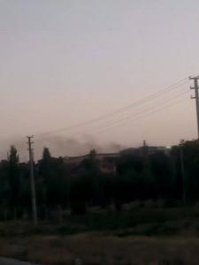 Ahi Evran Üniversitesi'nden dumanlar yükseliyor!